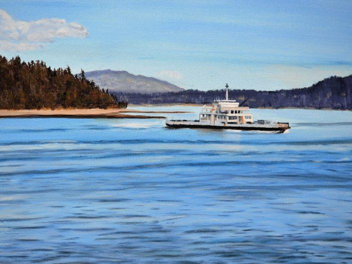 BC Ferry to Bowen Island