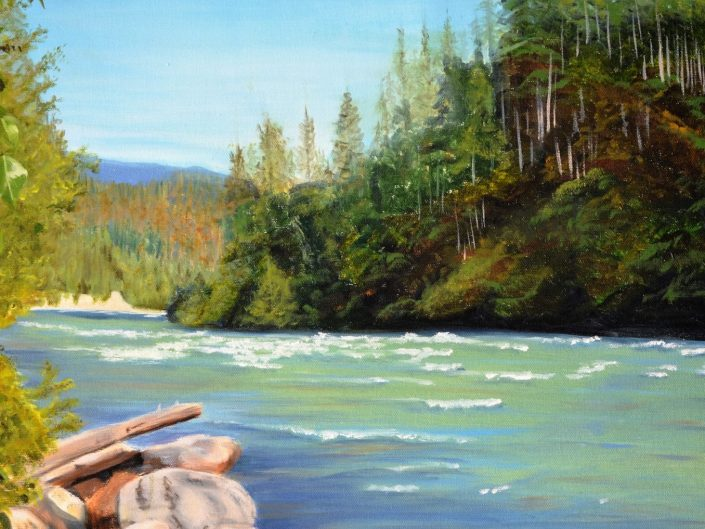 Nahatlatch River II