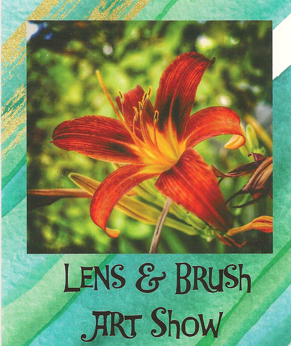 Lens & Brush Art Show