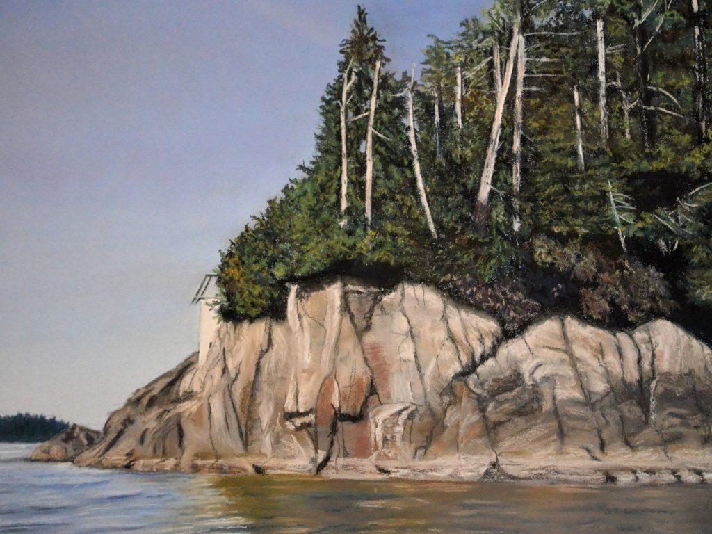 Double-Island-Esperanza-Inlet