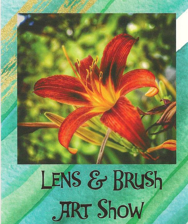 Lens & Brush Art Show